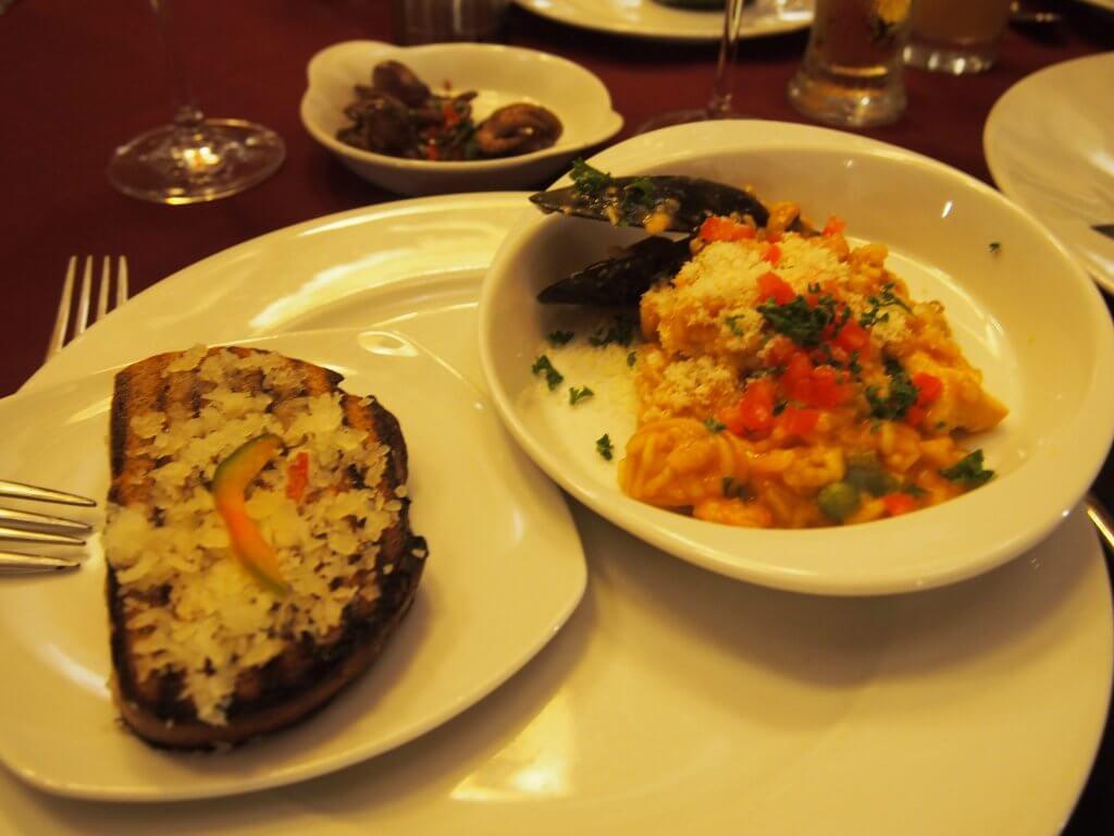 ロビンソンクラブ スペイン系料理