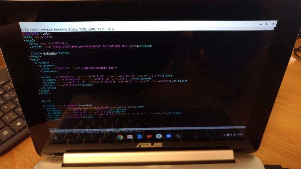 Chromebook Linux