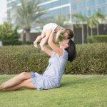 新米パパが毎日定時退社で子育てに奮闘した記録(〜2ヶ月)